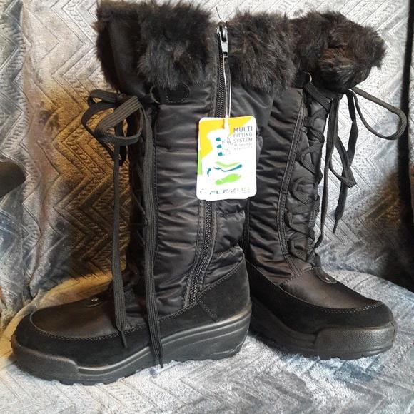 3cf5b9a76ed9 Flexus italian comfort Women winter boots